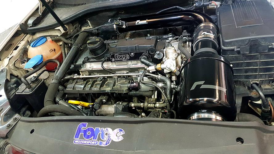 PCV DELETE Forge pour suppression clapet de supression Turbo.