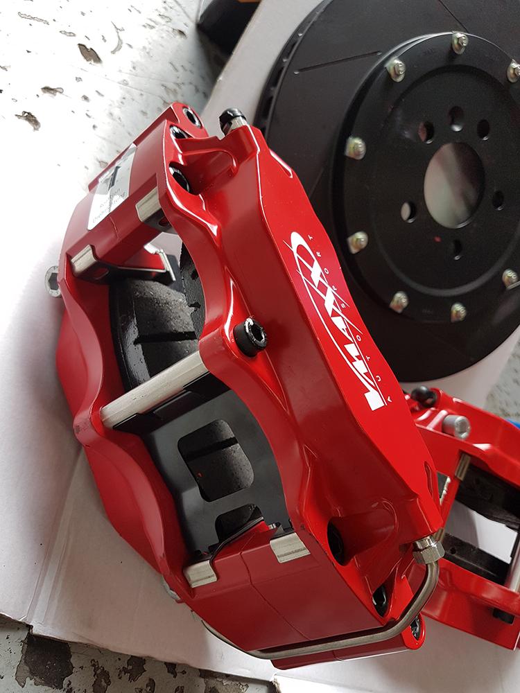 frein performance pour vw Polo 1.4 GTI GTI